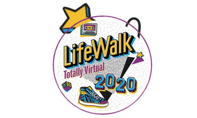 LifeWalk goes 'Totally Virtual'