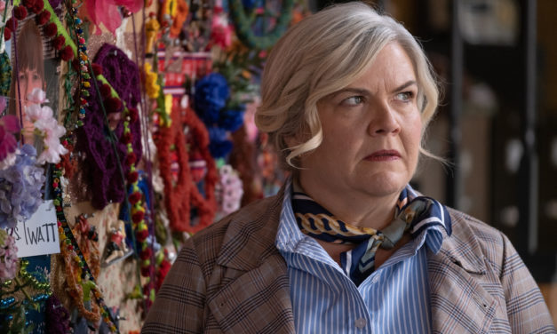 Murder, she kind-of wrote: Paula Pell's queer twist on Jessica Fletcher