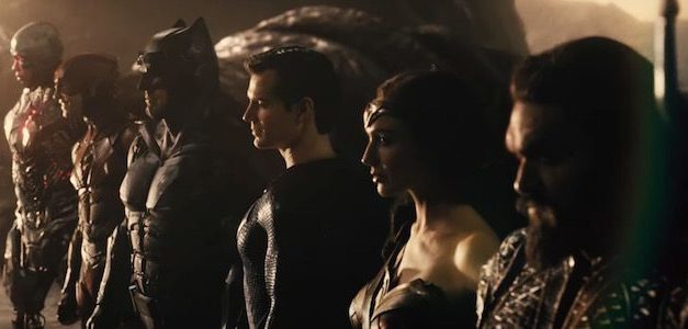 WATCH: New teaser trailer for Zach Snyder's recut of 'Justice League'