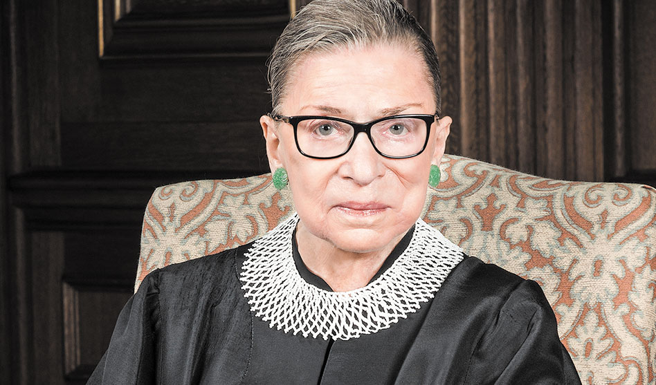 The Notorious RBG's legacy on voting rights: