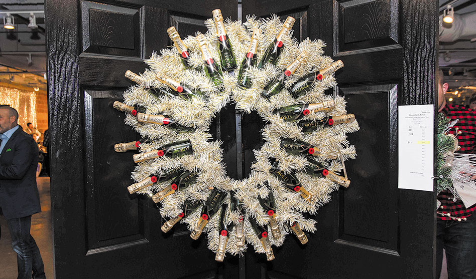 Wreaths re-imagined