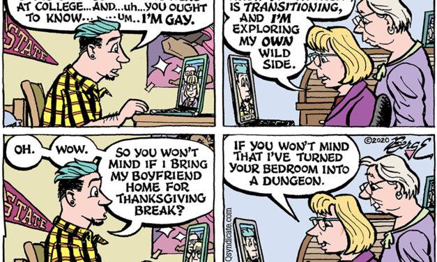 Editorial Cartoon • 10-09-20