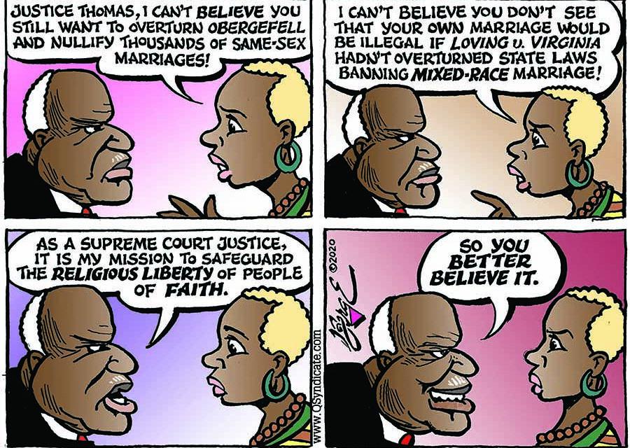 Editorial Cartoon • 10-16-20