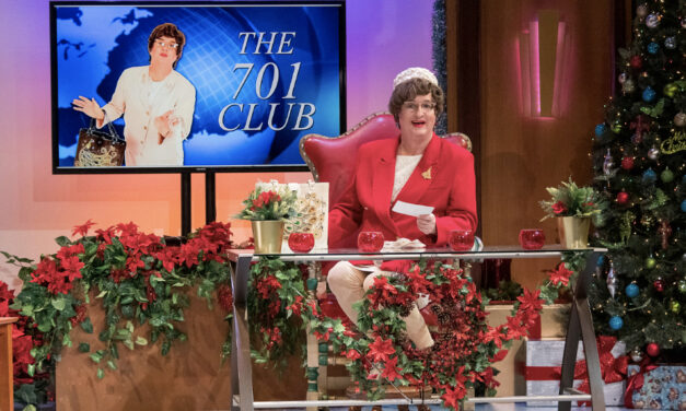 REVIEW: 'Sister Helen Holy's Holiday Streaming Spectacular'
