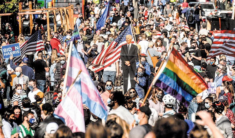 The LGBTQ vote