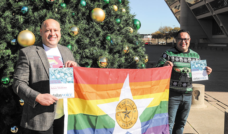 2020: Local stories that had us talking • The Dallas Pride Flag