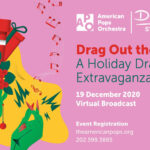 'Drag Out the Holly' with Alexis, Jujubee, Peppermint, Lagoona and the APO