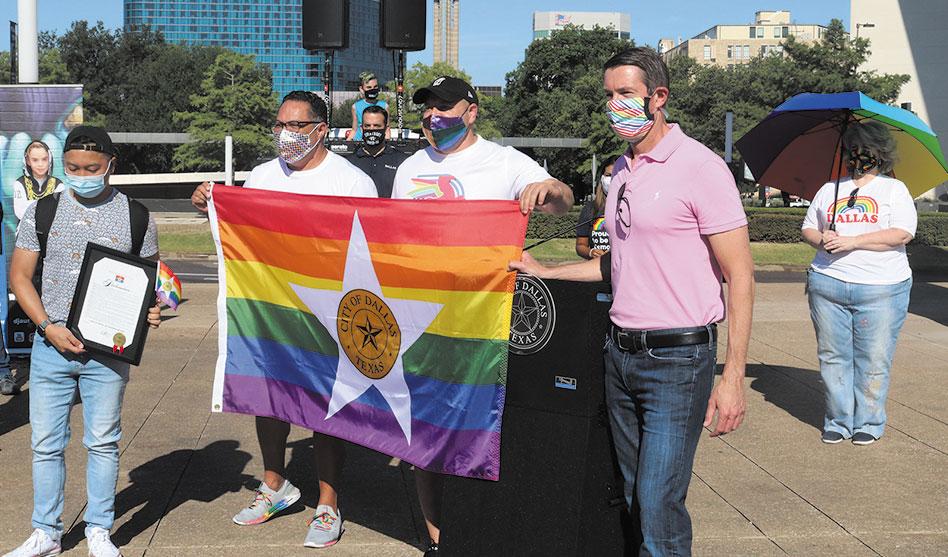 LGBTQ North Texans of the Year
