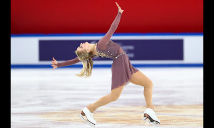 Update from U.S. National Figure Skating Championships: Changing colors — from Amber to silver