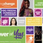 Creating Change announces workshop, institutes