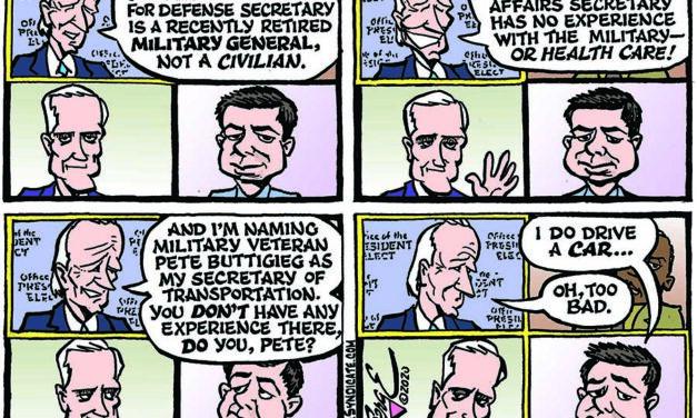 Editorial Cartoon • 01-08-21
