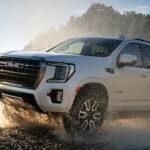 AUTO REVIEW: 2021 GMC Yukon AT4 — No good at autocrossing…