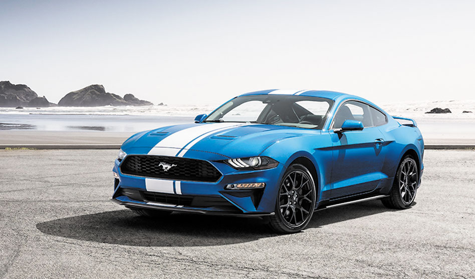 A Mustang for the masses