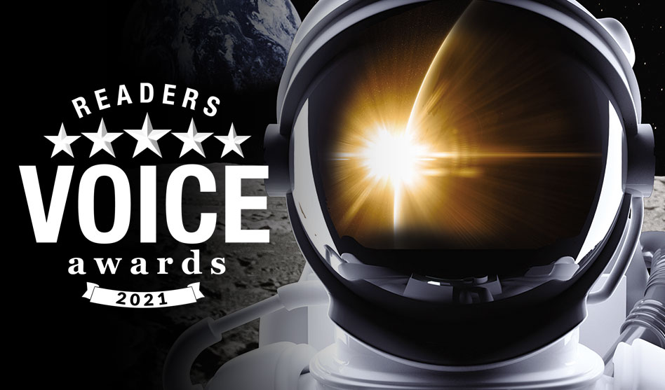 Reader's Voice Awards 2021