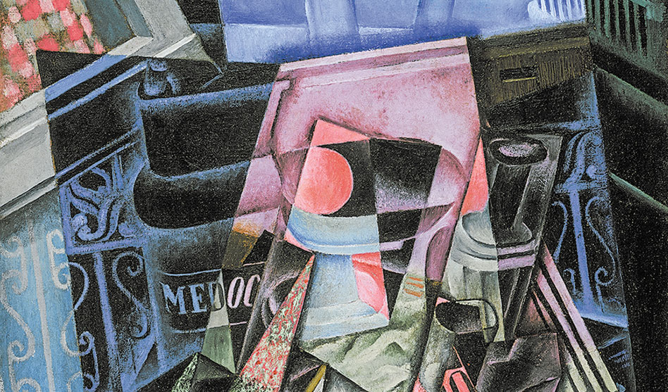 The non-abstract cubist