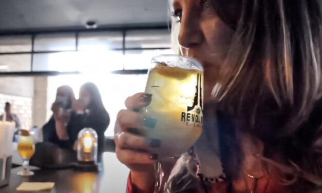 DVtv On The Scene: Regina Lyn checks out Revolver Brewery in Arlington