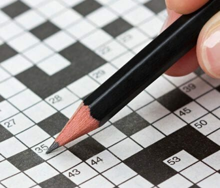 Crossword Puzzle * 04-09-21