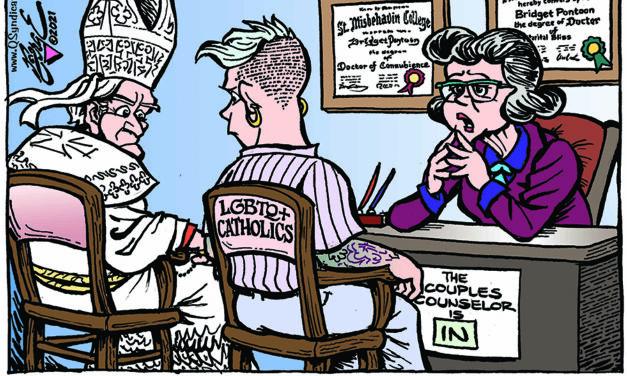 Editorial Cartoon • 04-09-21