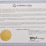 Carrollton proclaims Pride