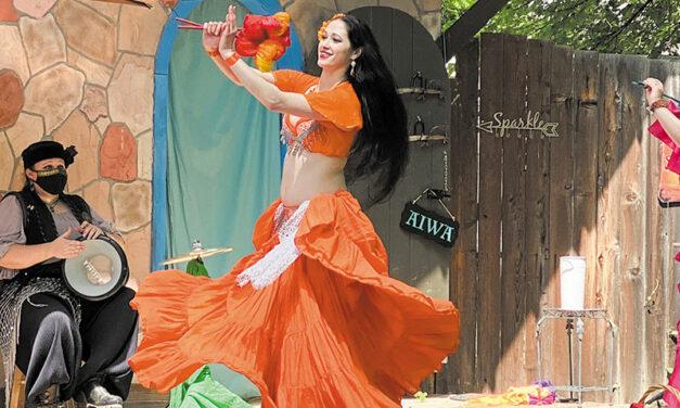 Scene • 05-07-21 • Travel…back in time: Scarborough Renaissance Festival 2021