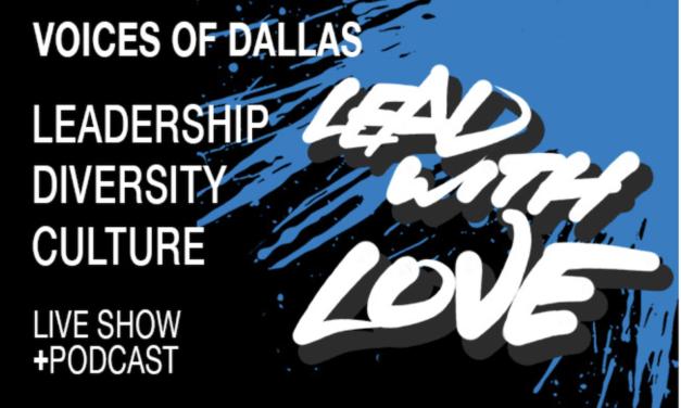 "Dallas Love Field Launches ""Lead With Love"" podcast"