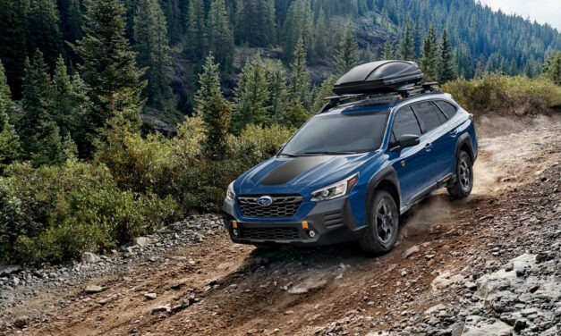 AUTO REVIEW:  The Outback you love — done better