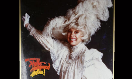 Carol Channing estate items being auctioned off for charity