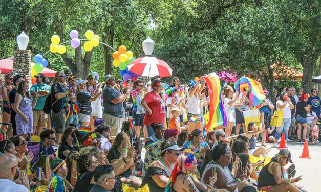 Pride in the Hill Country