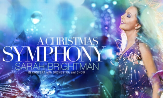 Tickets on sale for Sarah Brightman Christmas concert at the Winspear