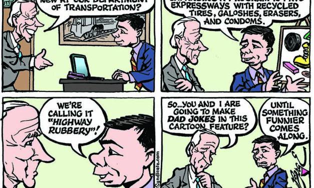 Editorial Cartoon •06-04-21