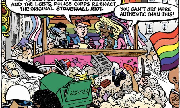 Editorial Cartoon • 06-11-21