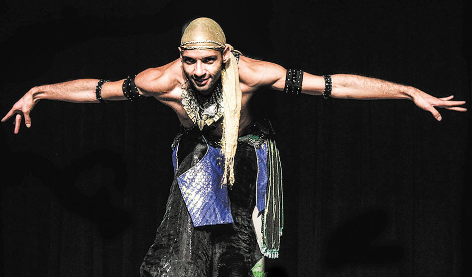 Culture, heritage, history — Dance