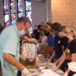 Cathedral of Hope prepares, distributes almost 1,500 meals