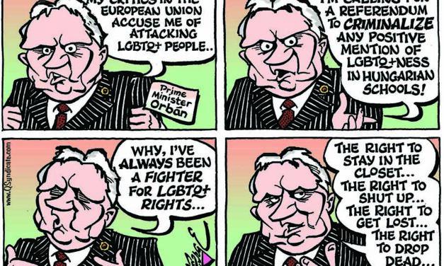 Editorial Cartoon • 08-20-21