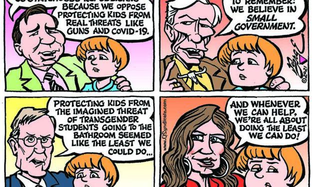 Editorial Cartoon • 09-03-21