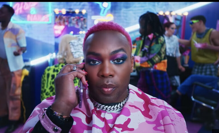 Todrick teams up with Samsung in new video playing off ...