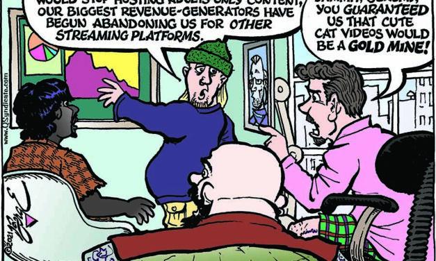 Editorial Cartoon • 09-17-21