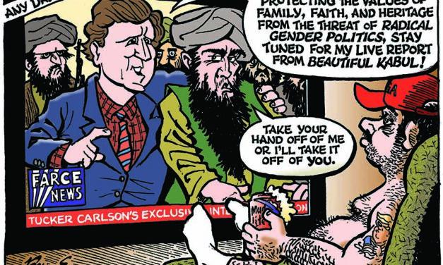 Editorial Cartoon • 09-10-21