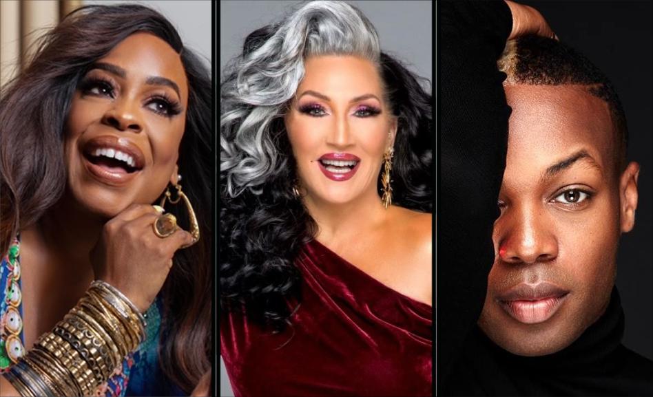 BREAKING NEWS: Niecy Nash, Michelle Visage, Todrick Hall added to Black Tie line-up - Dallas Voice