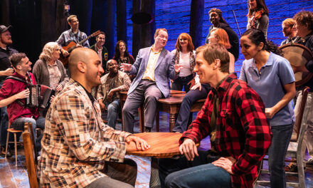 REVIEW: 'Come From Away' charms as a theatrical act of kindness
